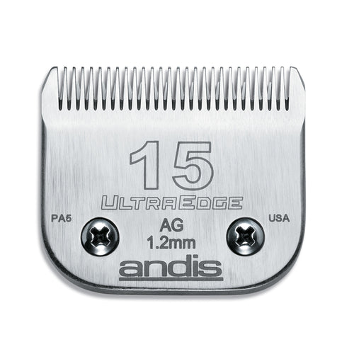Andis® Ultra Edge Size 15 - 1.2mm Blade