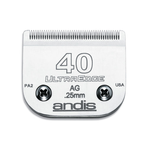Andis® Ultra Edge Size 40 - 0.25mm Blade