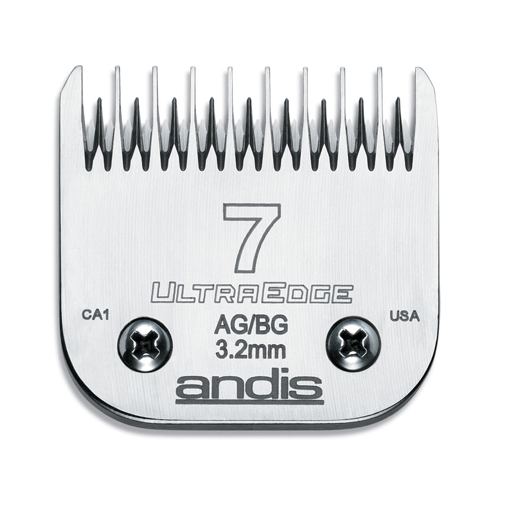 Andis® Ultra Edge Size 7 - 3.2mm Blade