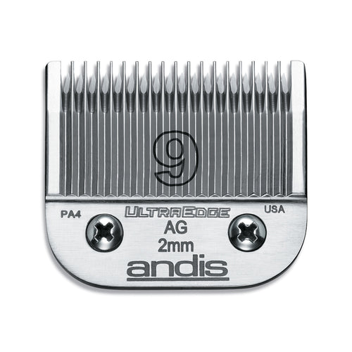 Andis® Ultra Edge Size 9 - 2mm Blade
