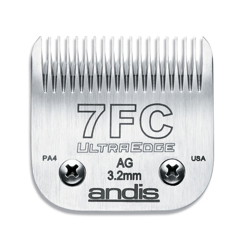 Andis® Ultra Edge Size 7FC - 3.2mm Blade
