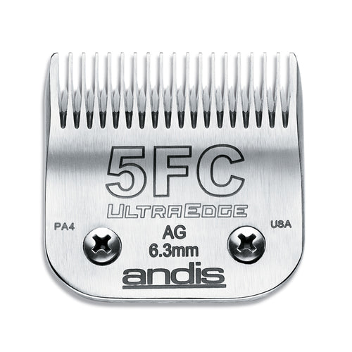 Andis® Ultra Edge Size 5FC - 6.3mm Blade