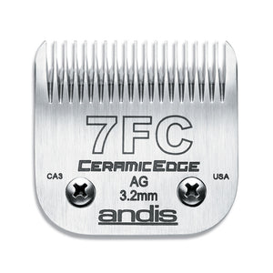Andis® Ceramic Edge Size 7FC  - 3.2mm Blade