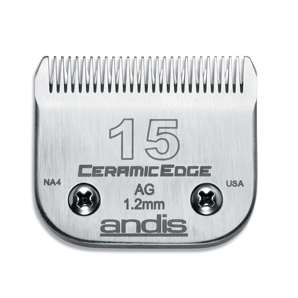 Andis® Ceramic Edge Size 15 - 1.2mm Blade