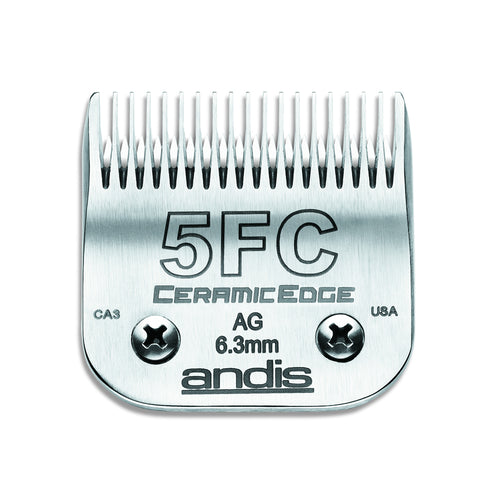 Andis® Ceramic Edge Size 5 FC - 6.3mm Blade