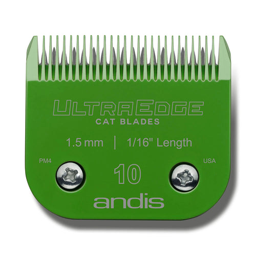 Andis UltraEdge Cat Size 10 Blade - 1.5mm