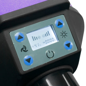 VORTEX 5 Dryer with Heater - Purple