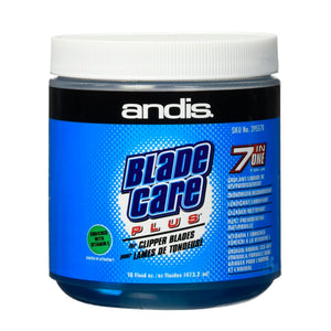 Andis Blade Care Coolant Cleaner Dip Tub 473ml