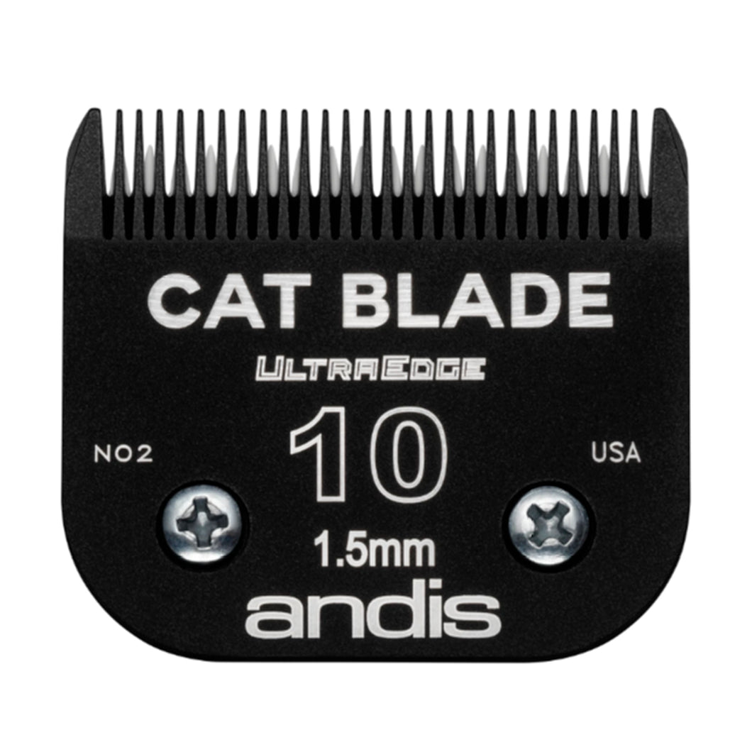 Andis Cat Size 10 Blade - 1.5mm