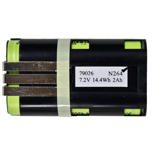 Andis ZR Li Ion replacement battery