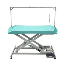 Load image into Gallery viewer, Beaumont Extra Low Electric Lift Table 110cm
