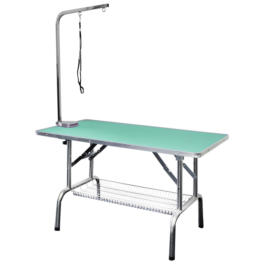 Beaumont Foldable Grooming Table 110cm - Teal