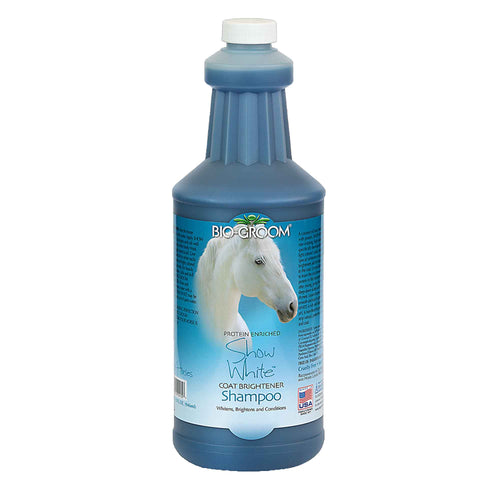 Bio-Groom Equine Show White Shampoo - 946ml