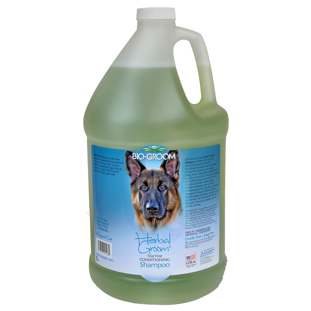 Bio-Groom Natural Herbal Groom Shampoo 3.8 L