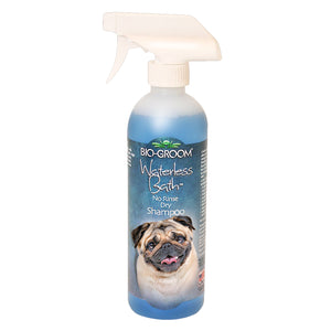 Bio-Groom Waterless Bath Spray Shampoo 473ml