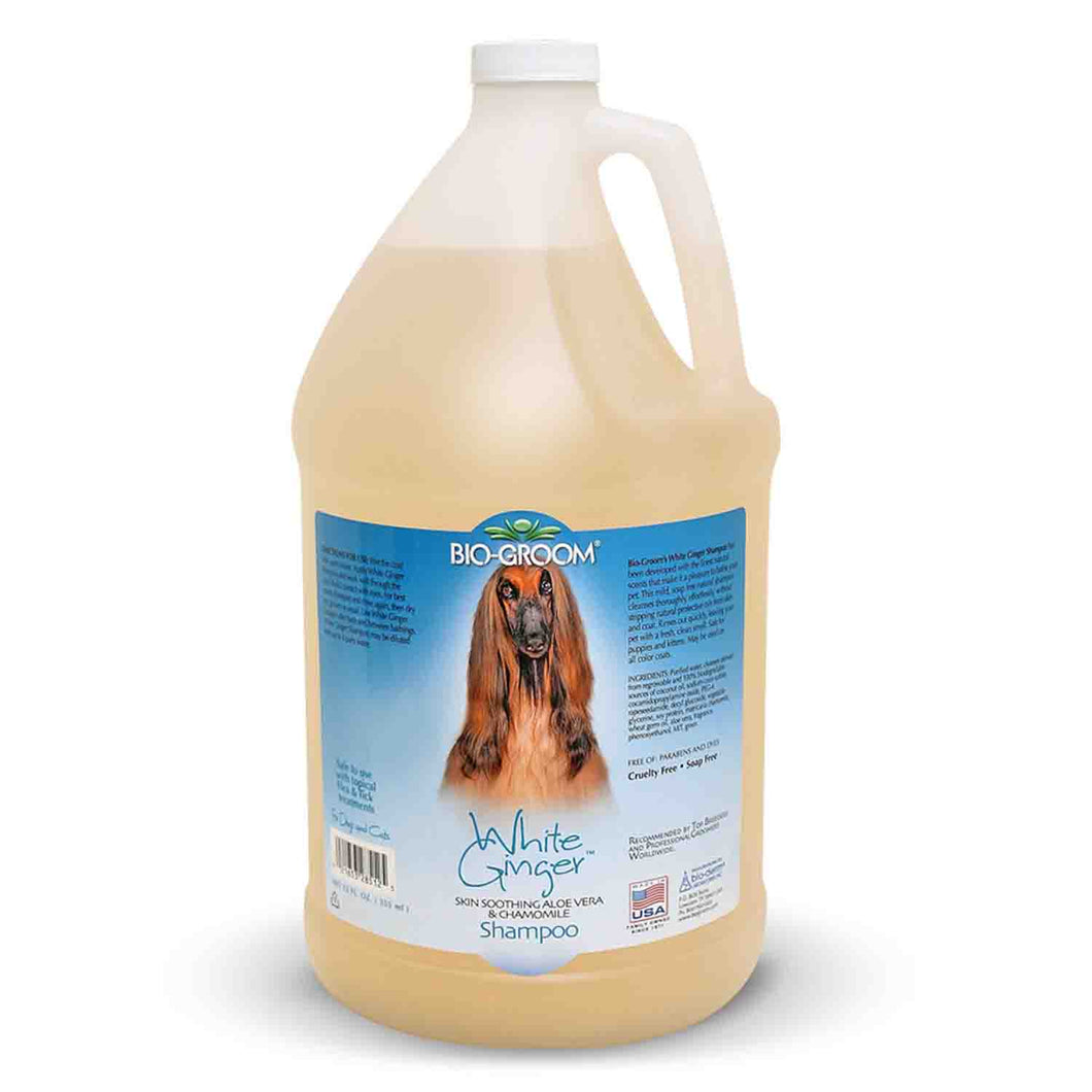 Bio-Groom White Lily Soothing Shampoo 3.8L
