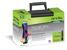Load image into Gallery viewer, Andis Pulse ZR II Cordless GALAXY EDITION