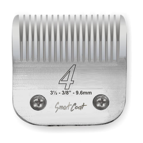 Smart Coat Clipper Blade Size 4 ST