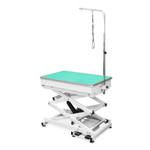 Beaumont Electric Lift Grooming Table 120cm - Teal