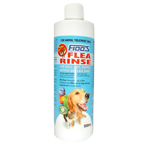 Fidos Flea Rinse Concentrate 500ml