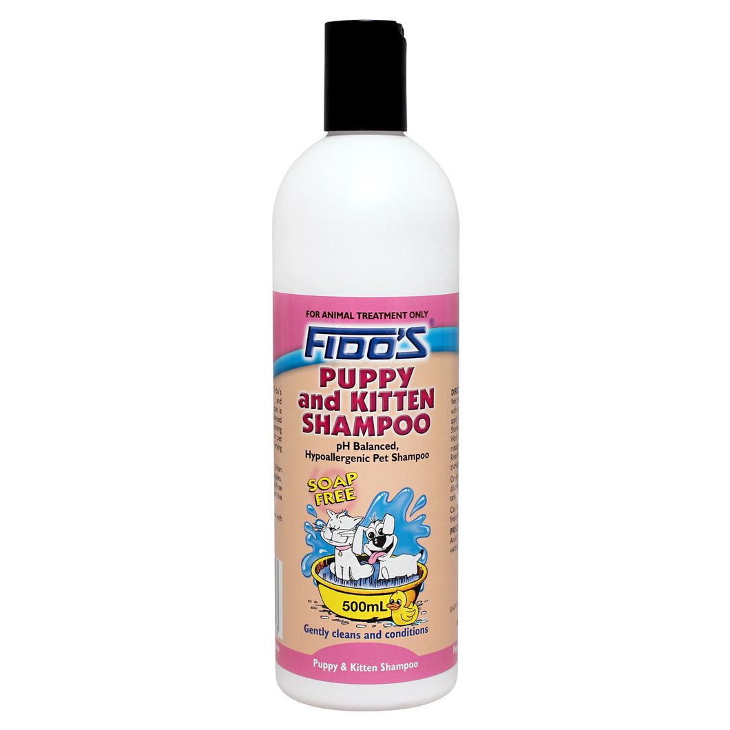 Fidos Puppy Shampoo 250ml