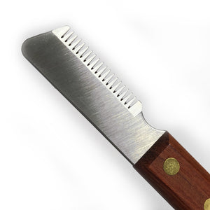 Laube Stripping Knife - Straight Short