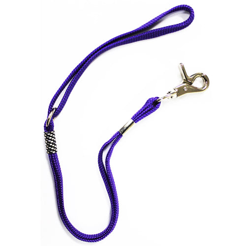 Nylon Grooming Loop - Violet