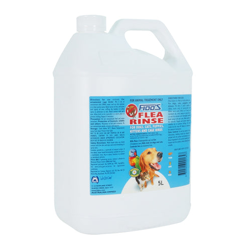 Fidos® Flea Rinse Concentrate 5ltr