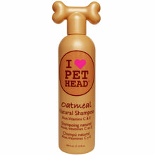 Load image into Gallery viewer, Pet Head Natural Oatmeal Shampoo 354ml - Caramel