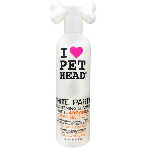 Pet Head White Shampoo 354ml - Orange