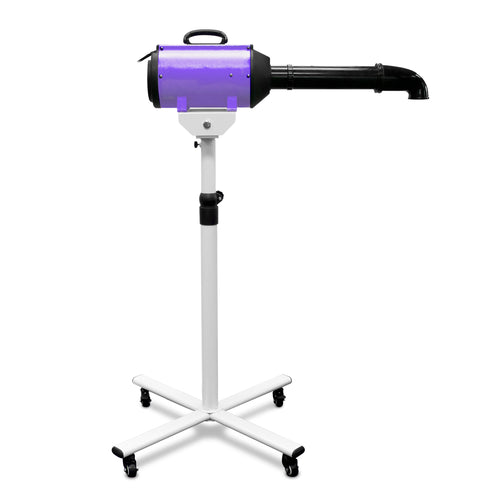 VORTEX-5™ Professional Dryer - on Stand Purple