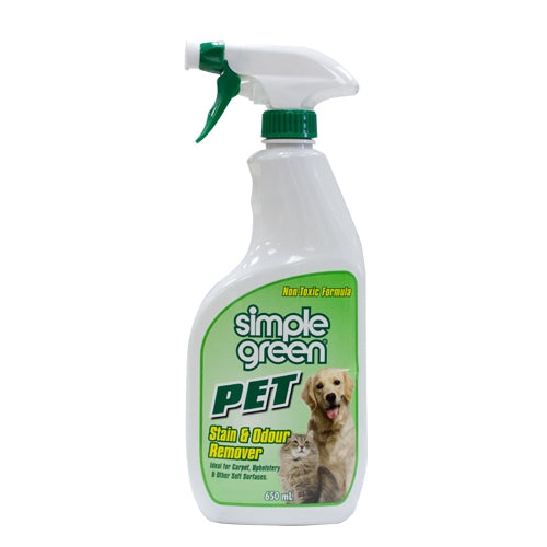Simple Green Pet Stain & Odour Remover