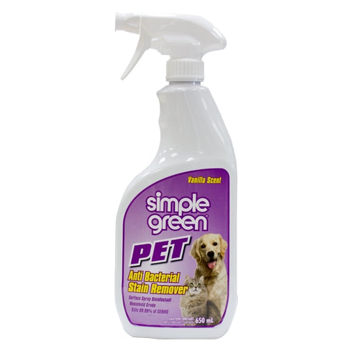 Simple Green Pet Anti-Bacterial Stain Remover