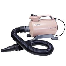 Load image into Gallery viewer, Shernbao Super Cyclone Single Motor Dryer with Heater - Dusky Rose