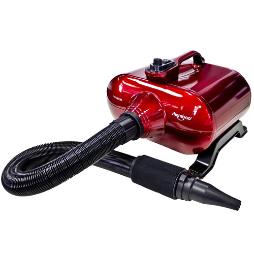 Shernbao Typhoon Velocity Dryer with Heater - Ruby
