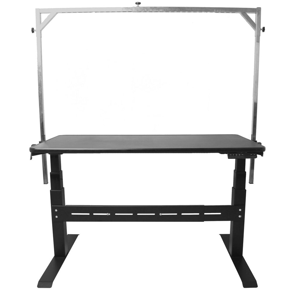Shernbao Vertical Electric Lift Grooming Table 120cm - Black