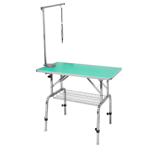 Adjustable Height Grooming Table
