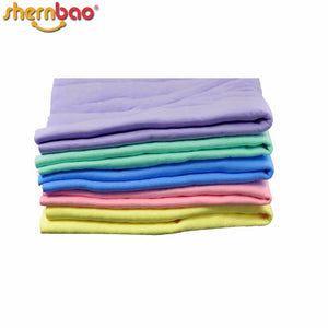 Shernbao Super Absorbent Towel Chamois TURQUOISE