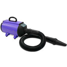 Load image into Gallery viewer, VORTEX 5 Dryer with Heater - Purple