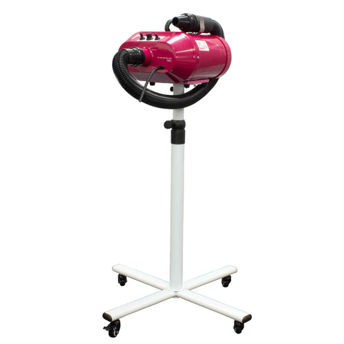 VORTEX Dual Pro Twin Motor Dryer with Heater + Stand