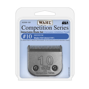 Wahl® Competition Series #10 Blade - Packaged