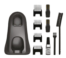 Load image into Gallery viewer, BONUS Wahl Creativa Cordless Clipper + Starter Kit and FREE Guide Comb Set