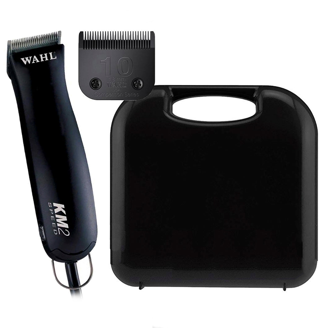 Wahl KM2 with Carry Case