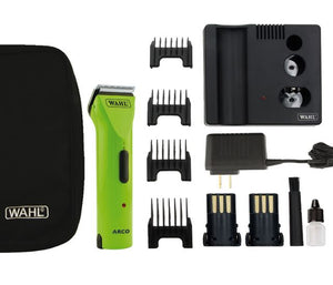 Wahl Arco 5 in 1 Cordless Trimmer - Lime