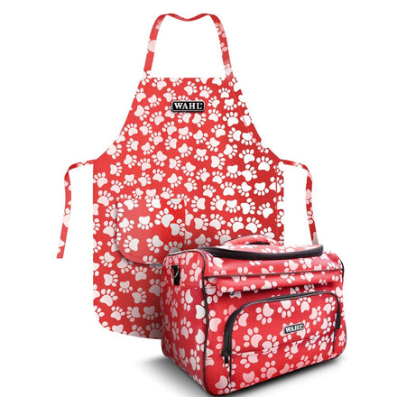 LIMITED EDITION Wahl Poppy Pawprint APRON