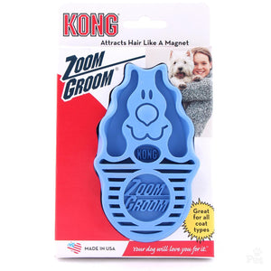 Zoom Groom Boysenberry Blue Large