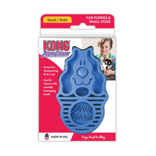 Zoom Groom Blue Small