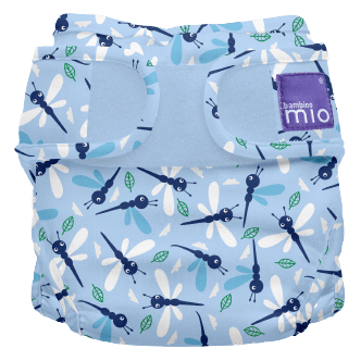 Mioduo <br> Two-Piece Nappy