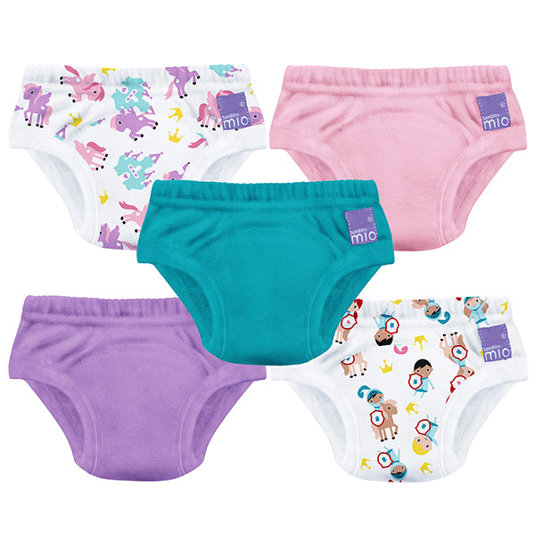 toilet training undies, 5 pack