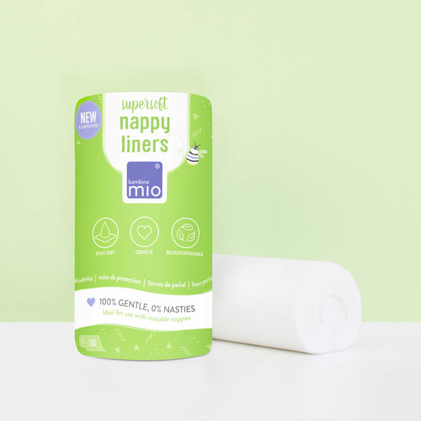 supersoft nappy liners